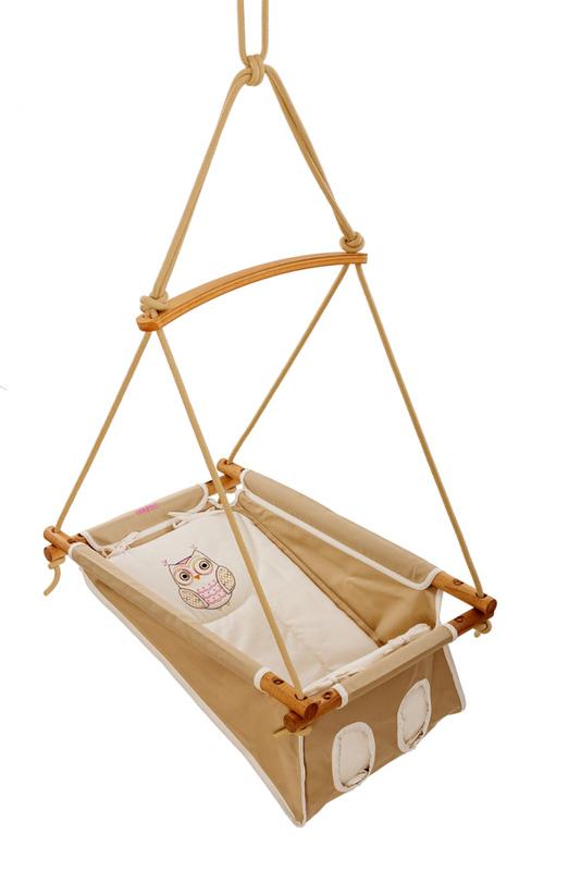 Adamo bébihinta 2 (keresztfával) -Pink Owl