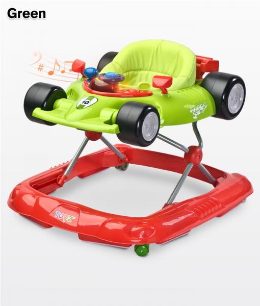 Toyz Speeder Formula 1 bébikomp Green