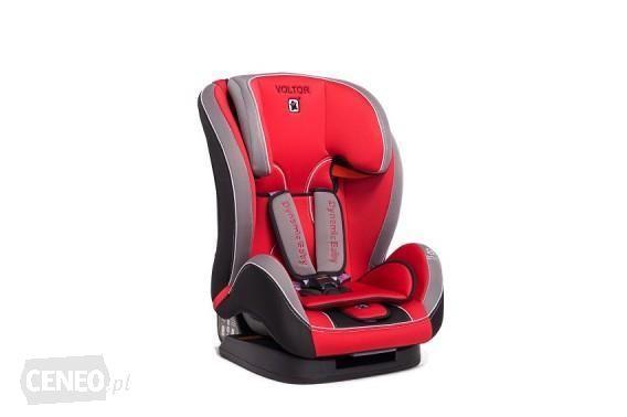 DYNAMIC BABY VOLTOR  9-36 kg dönthető autósülés RED