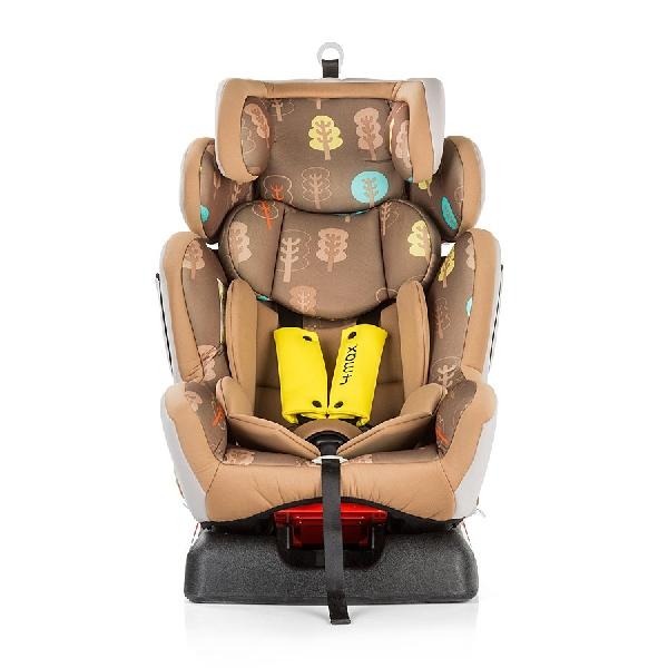 Chipolino 4 max autósülés 0-36kg brown 2018