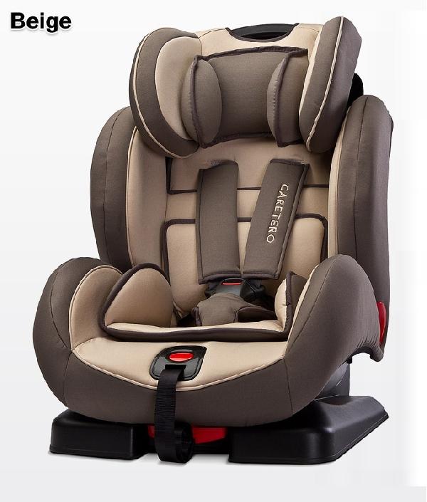 CARETERO ANGELO  9-36 kg dönthető autósülés 2018 Beige