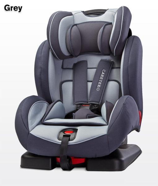 CARETERO ANGELO  9-36 kg dönthető autósülés 2018 Grey