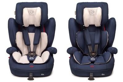 Kinderkraft GO autósülés 9-36 kg Blue