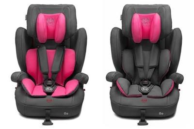 Kinderkraft GO  autósülés 9-36 kg Pink