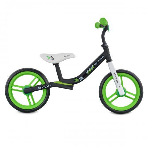 Byox Zig-Zag futóbicikli green