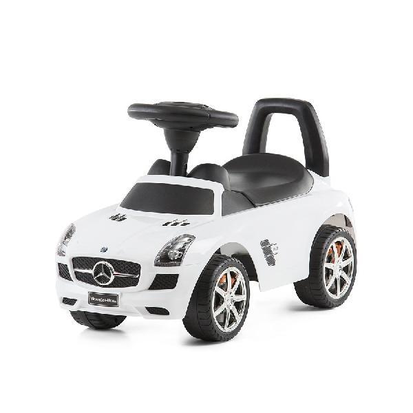 Mercedes Benz SLS bébitaxi - white