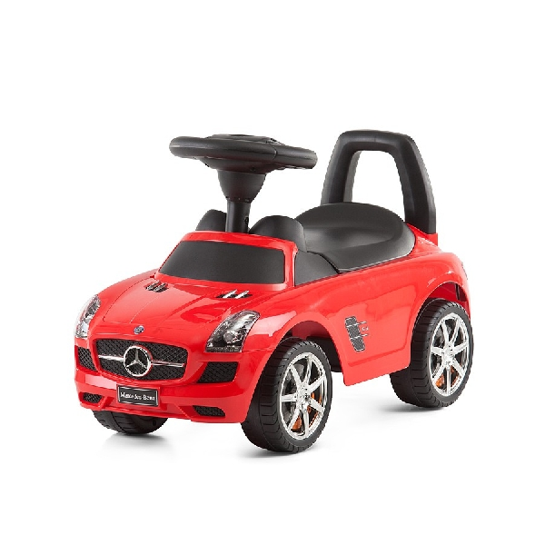 Mercedes Benz SLS bébitaxi - red