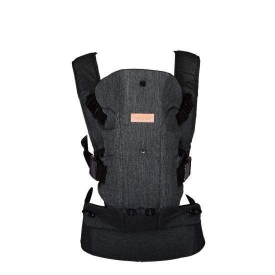 COCCOLLE ARIES KENGURU  BLACK 15 KG-IG