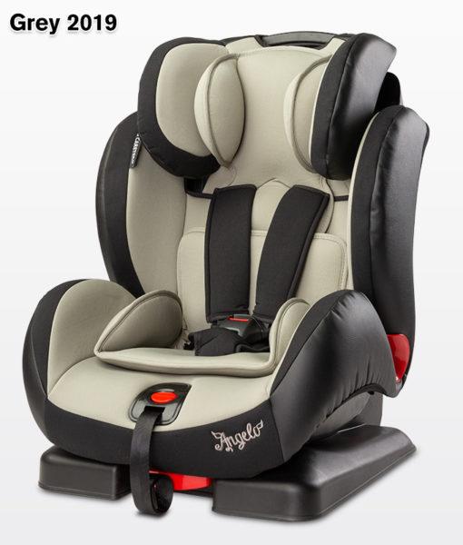 CARETERO ANGELO 9-36 kg dönthető autósülés 2019 Grey