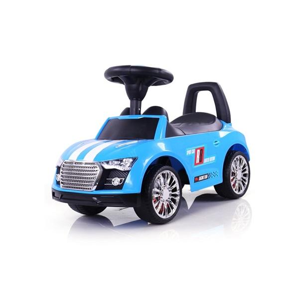 MILLY MALLI RACER autós bébitaxi és  járássegítő  BLUE